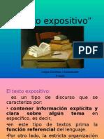 Texto Expositivo Parrafos y Formas