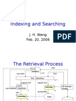 IndexingSearching