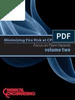 Minimizing Fire Risk at CPI Facilities Volume 2