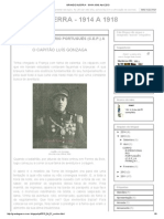 Grande Guerra - 1914 a 1918_ Abril 2013