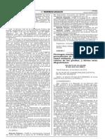 D.a.003-2015-MVES (Prorrogan Hasta 31-3-15 Predial y Arbitrios)