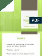 Capacitacion Actualizacion Legislacion Laboral