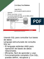 Presentación SQL 11G 1