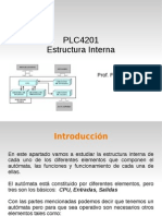 2.- Estructura Interna