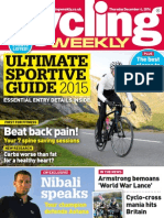 Cycling Weekly - 4 December 2014