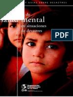 Guia Práctica de Salud Mental en Desastres OPS