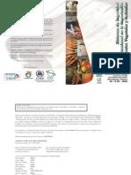 SISTEMAS DE SEGURIDAD CONVENCIONAL EN LA IMPORTACIÓN DE PRODUCTOS VEGETALES Y ANIMALES