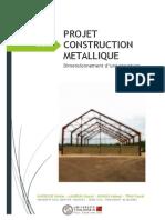 Projet Cm - Rapport Final