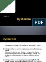 Dysbarism