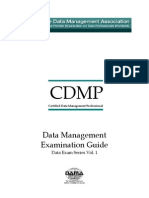 Data Management Complete Study Guide