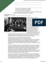 Lecciones de La Recesión _ Economía _ EL PAÍS