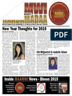 MAAMWI NEWSPAPER Winter 2015
