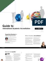 IET International Accreditation Brochure