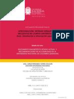 Aproximación de Sistemas Señaléticos Inclusivos en Campus Universitarios - Guía, Orientación e Información para todos