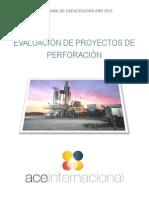 Evaluación de Proyectos de Perforacin