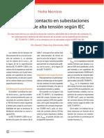 Ie281 Pepe Tension de Contacto en Subestaciones Abiertas de Alta Tension