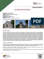 FICHA TECNICA IGLESIA DE SANTA ANA DEL NORTE
