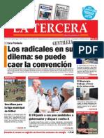 Diario La Tercera 03.03.2015
