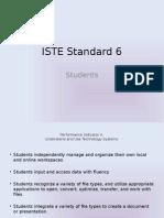 educ 225 iste standard 6 activity