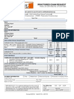 CSIA/C-DET Proctored Exam Form