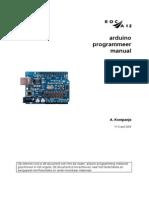 Arduino Manual 1_0 NL - Kopie