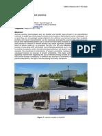 Industry Paper EWEA Offshore 2011 Remote Sensing Best Practice