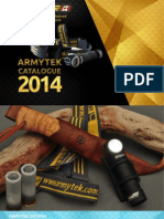 Armytek Catalogue 2014 En