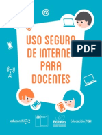 Manual Internet Segura Docentes Web