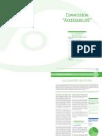 Rapport ONS Accessibilité 2014