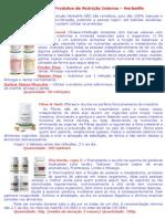 descrição dos produtos de nutrição interna 2012.doc