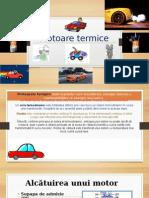 Motoare termice