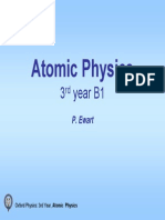 Atomic Physics Lecture PPT Slides 1_8