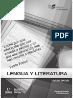Guia Bachillerato Lengua y Literatura1