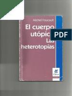 Las Heterotopias Libro Completo