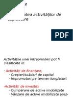 Curs 11 - 12 Contabilitatea Activitatilor de Exploatare
