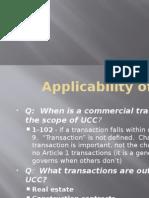 Commercial law slides pt 1
