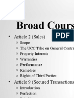 Commercial law slides pt 7