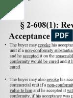 Commercial law slides pt 8