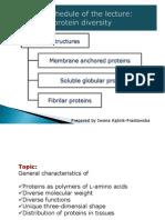 Protein Architecture