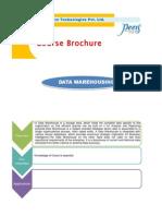 Data Warehousing CANTENTS