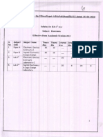 Bsc. 1st year kashmir colleges 2012