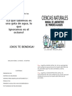 Manual de Primeros Auxilios Laboratorio de Ciencias Natirales-2012