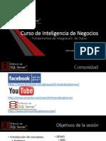 Curso de inteligencia de negocios fundamentos integracion