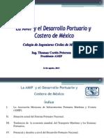 La AMIP y el Desarrollo Portuario Y Costero de México.pdf