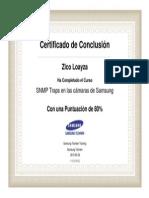 SNMP Traps en Las Cámaras de Samsung