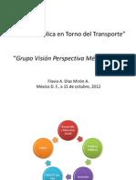 Política Pública en Torno del Transporte.pdf