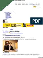 Juiz Criminal Inspirado Em Che Guevara_ Socorro! _ Rodrigo Constantino - VEJA.com