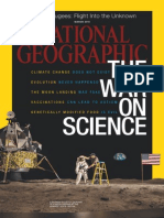 National Geographic March 2015