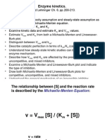 7-Bioc431 Enzymes Kinetics S15