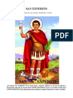 Novena San Expedito